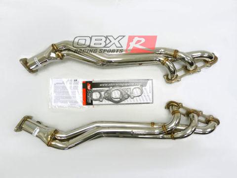 フェアレディZ Z34 08-14 VQ37VHR OBX ロングチューブ エキマニ OBX 370z header