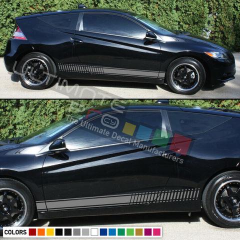 グラフィック デカール ステッカー 車体用 / ホンダ CR-Z タイプR 2010 / ストライプキット