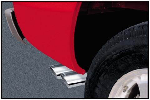 ギブソン Dual Sport サイドマフラー キャデラック エスカレード 02-06 gibson 5606