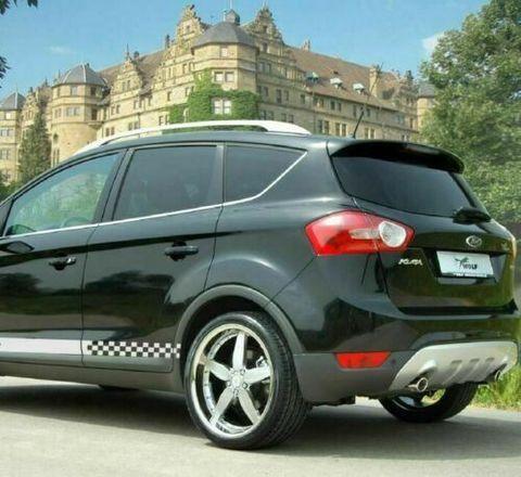 グラフィック デカール ステッカー 車体用 / フォード クーガ / サイドドア ストライプキット