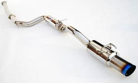 Honda Civic Si Sedan (70mm) 2012- Invidia  CAT-BACK EXHAUST N1 マフラー