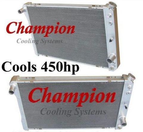 82-92 カマロ/ファイアバード 3層 オールアルミ 高効率 ラジエター CC951