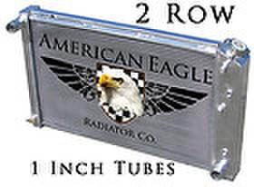 エルカミーノ 68-77年式 American Eagle オールアルミ ラジエター  AE161