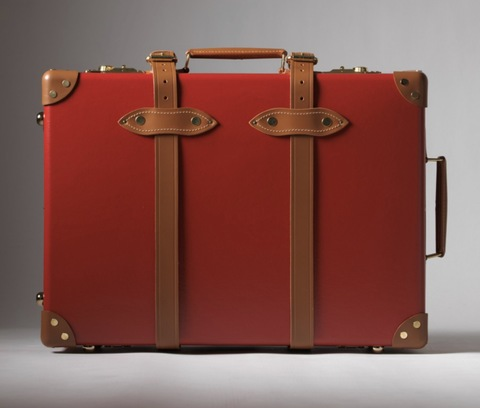 "CENTENARY Red 21""Trolley Case"