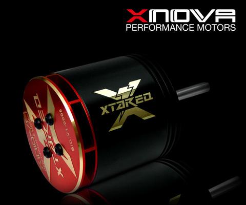 NEW! XTAREQ 700 class high-end motor