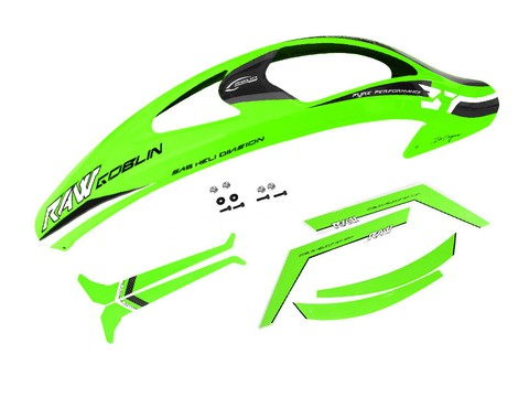 H1424-S RAW CANOPY GREEN AND STICKER