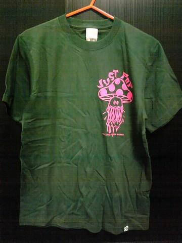 デスキノコ Tシャツ
