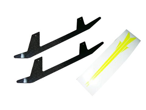 Carbon Fiber Landing Gear - Goblin 380 KSE [H0645-S]