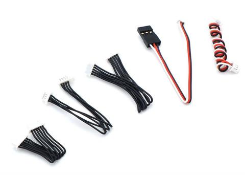 TBS Crossfire Micro RX Cable Set
