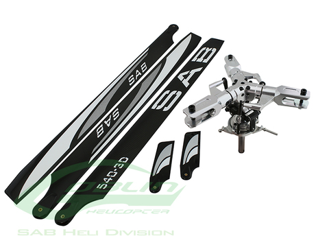 3 BLADES Conversion KIT for G380 H0640-K