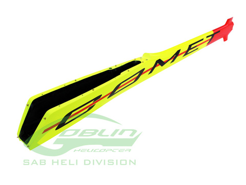 H0880-S - Boom Comet Yellow / Red