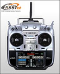 18SZ ヘリラチェット T/Rセット モ-ド2(18ch-2.4GHz FASSTestモデル)R2000SBM 2個付 特別セット