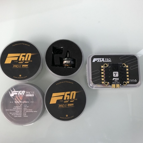 T-POWER DRIVE SET F60 2700KV