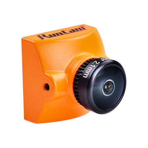 RUNCAM Racer Orange  Built-in Remote Control (Orange)