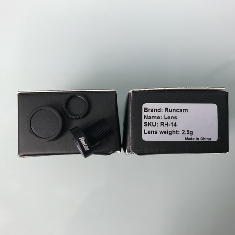 RunCam Lens RH-14    SPLIT-MINI/2