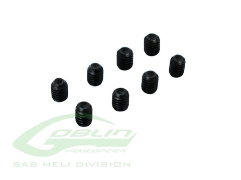 HC500-S - Set Screw M3x4