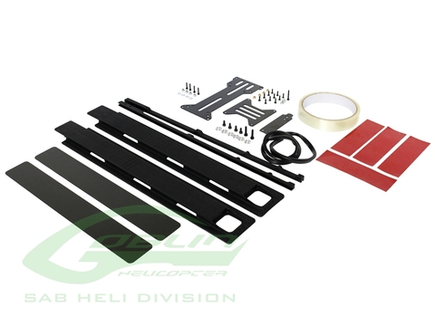 H0865-S - Quick Battery Release Set