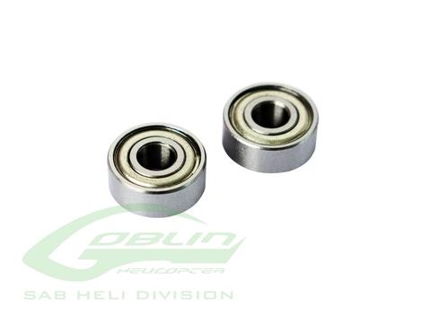 HC488-S - Ball Bearing 4.765x12.7x4.987 ( R3ZZ)