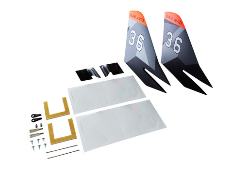 S0040-S - Rudder Kit