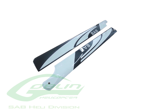 [BW0500]SAB 500mm Carbon Fiber Main Blade