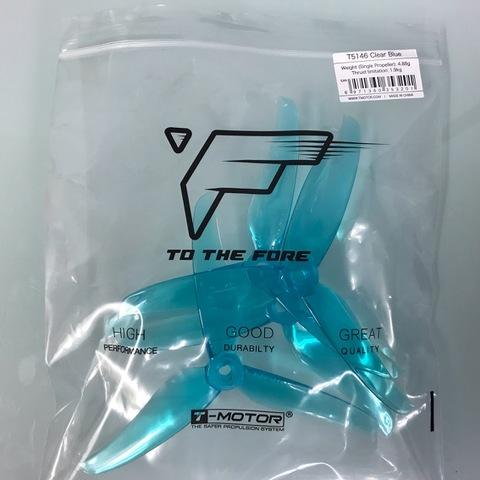 T-Motor T5146 Props Clear Blue