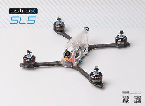 astroX Aero SL5  Stretched
