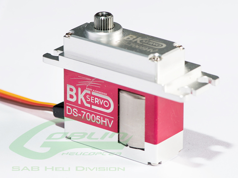 DS-7005HV Tail Servo HE002