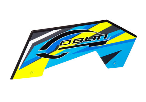 H1144-S - Kraken Low Side Frame L Yellow/Blue