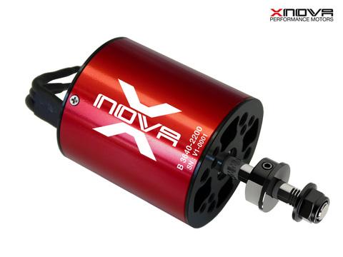 Xnova 3640-2200kv