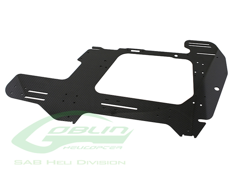 H0493-S - Carbon Fiber Main Frame - Urukay Competition