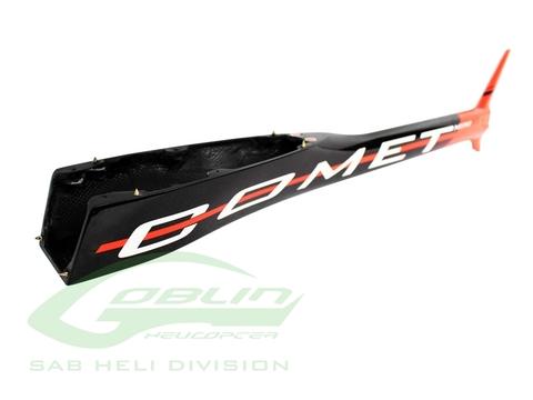 H0921-S - MiniComet Boom Black/Red