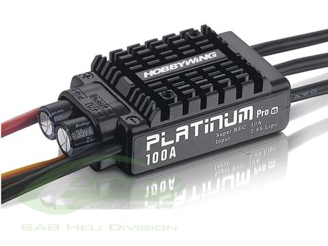 ESC Hobby Wing Platinum 100A V3 [HE009]