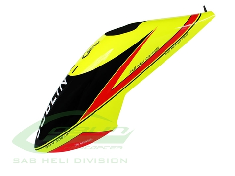 H0879-S - Canopy Comet Yellow / Red
