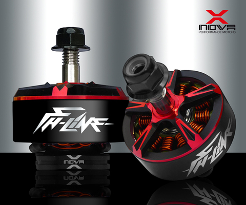 Xnova 2207-1800KV Freestyle hard line