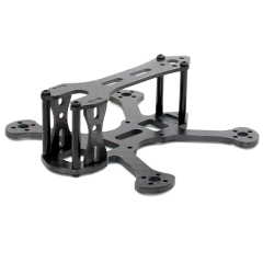 SPCMAKER K1 95mm 3K Full Carbon Fiber Frame Kit