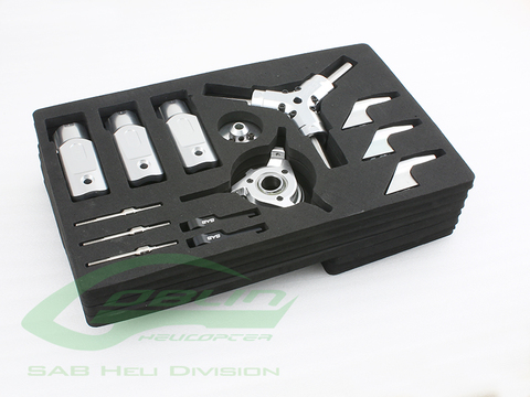 New Precision Design HPS3 System - Goblin 630/700/770/Competition/Speed [H0430-K]