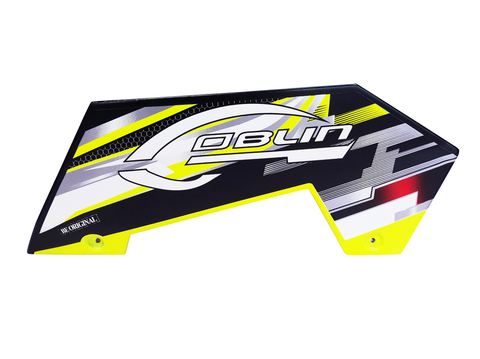 H1327-S  KRAKEN LOW SIDE FRAME L YELLOW/BLACK