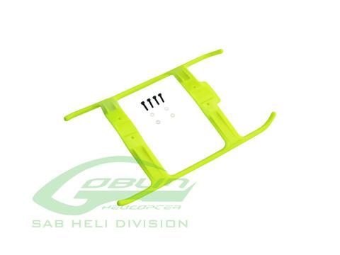 H0799-Y-S - Yellow Plastic Landing Gear
