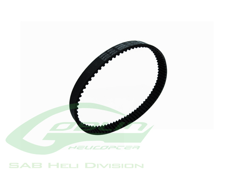 HC344-S - HIGH PERFORMANCE HTD MOTOR BELT 204T - GOBLIN 500SPORTS