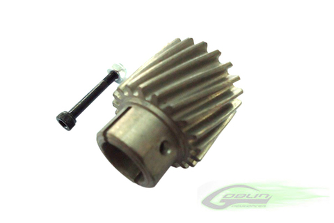 New upgrade Steel Pinion M2.5 [H0125-S
