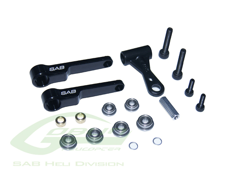 Radius Arm For HPS3 - Goblin Urukay/630/700/770/Competition/Speed [H0421-S]
