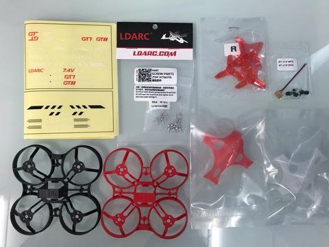 LADRC TINY GT7 Frame Kit