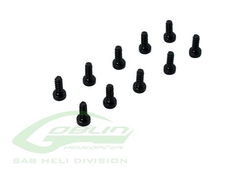 HC490-S - Socket Head Self Tapping screw M2.2 x 6