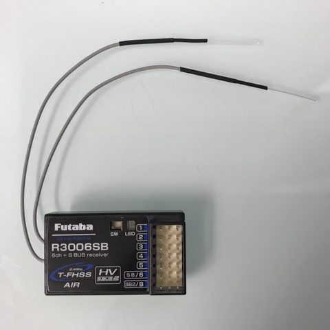 フタバ受信機 R3006SB バルク品