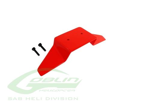 H0924-S - MiniComet Landing Gear Red