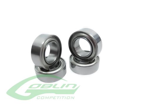 HC411-S - ABE-5 Radial Bearing Ø5 X Ø10 X 4 - Goblin 630/700 Competition/380