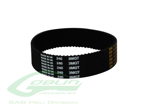 High Performance Motor Belt - Goblin 770 [HC309-S]