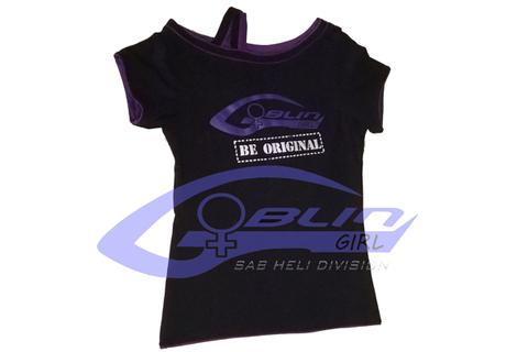 SAB GOBLIN GIRL T-SHIRT Size L HM031-L