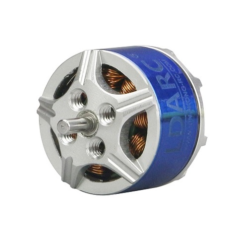 LDARC XT1105-4250KV Motor center shaft 1.5mm, 3~4S input voltage,arc magent small gap