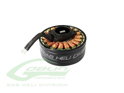 HE014-S - DD 4314 Standard motor